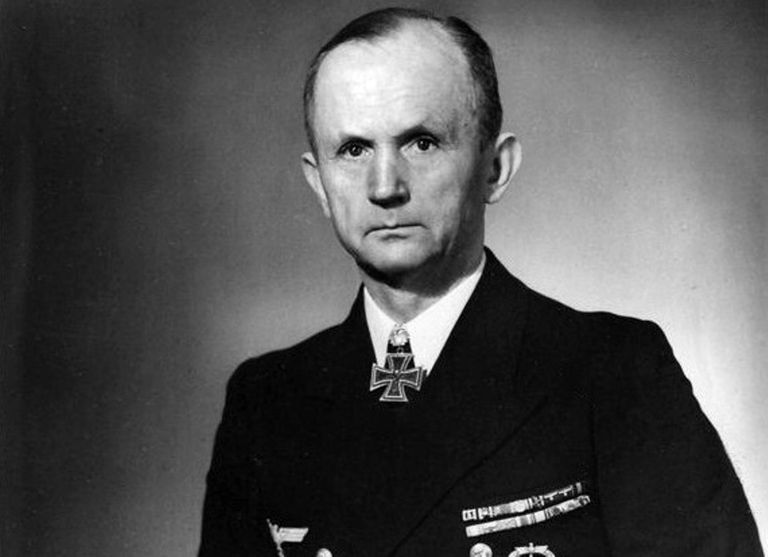 Karl Doenitz during World War II