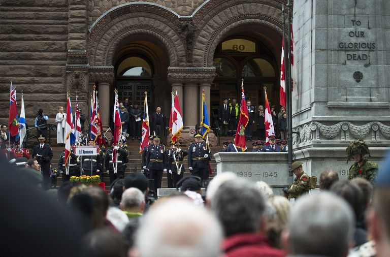 Canadian Remembrance Day Quotes