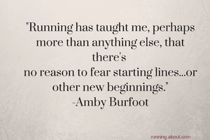 A quote by Amby Burfoot