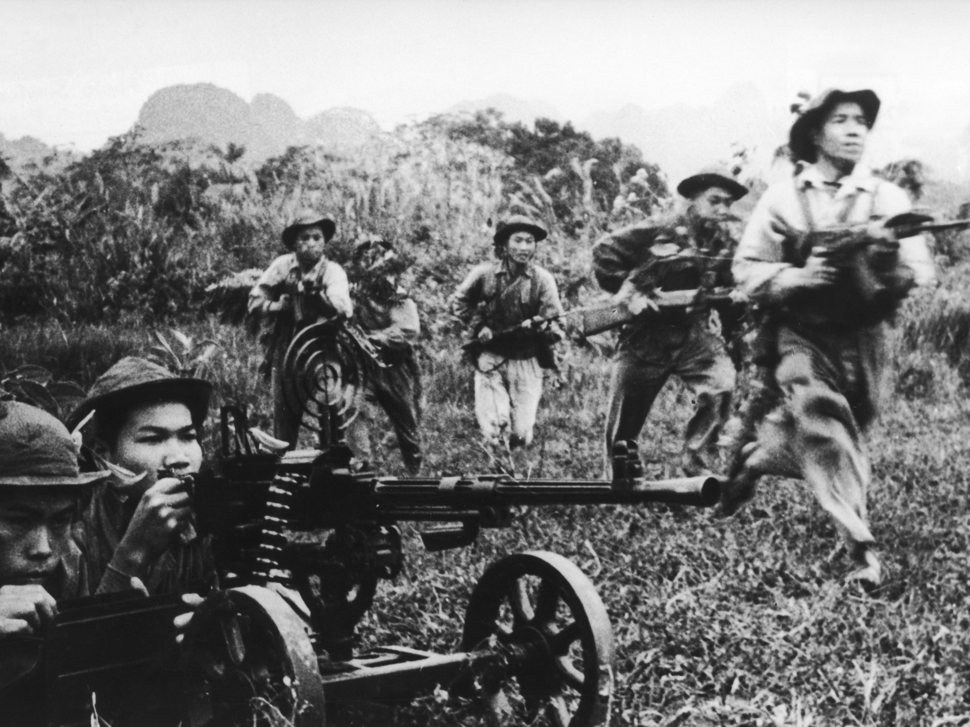 Who Were the Viet Cong?