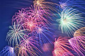 54th Itabashi fireworks