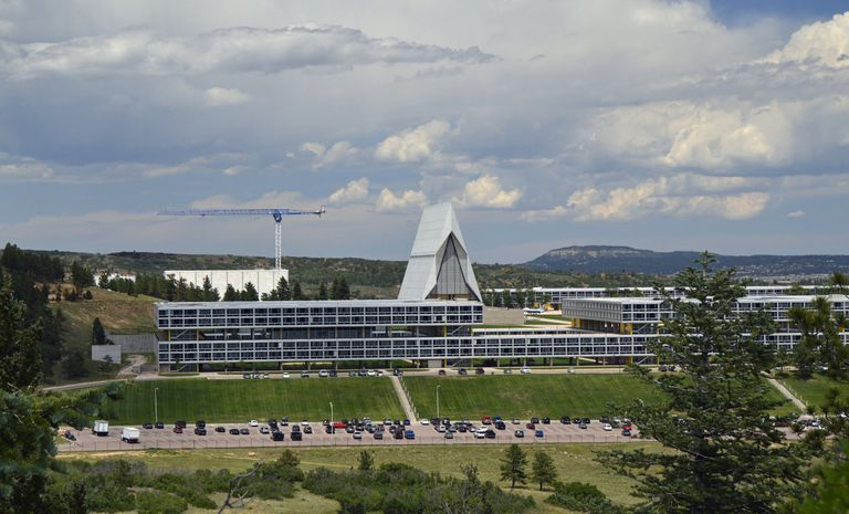 Air Force Academy: Acceptance Rate, SAT/ACT