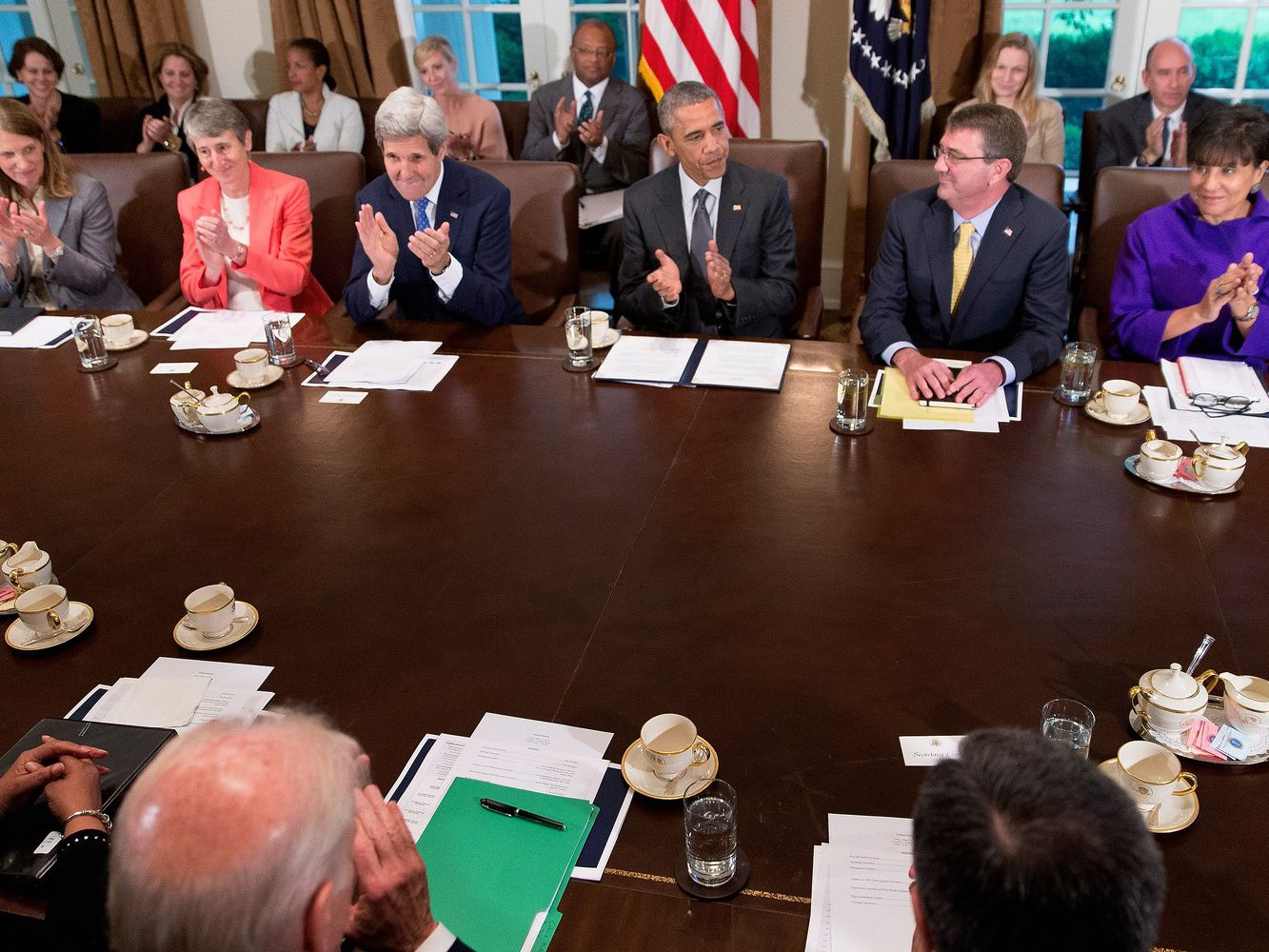Information About The President S Cabinet