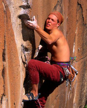 Penitente Canyon is a popular sport climbing area in Colorado.