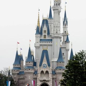 Tokyo Disneyland was the first Disney theme park outside of the U.S.
