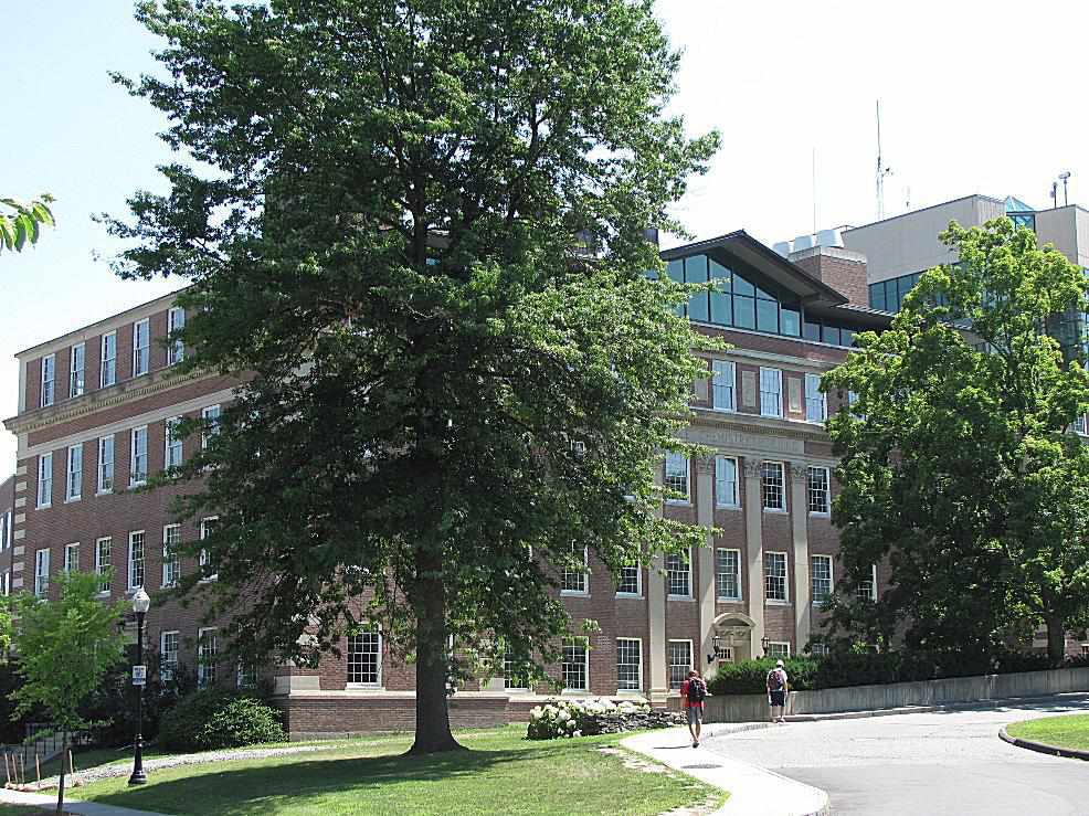 The Steele Building at Dartmouth College