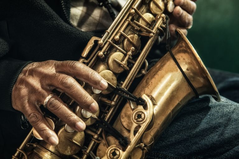 history of the saxophone timeline