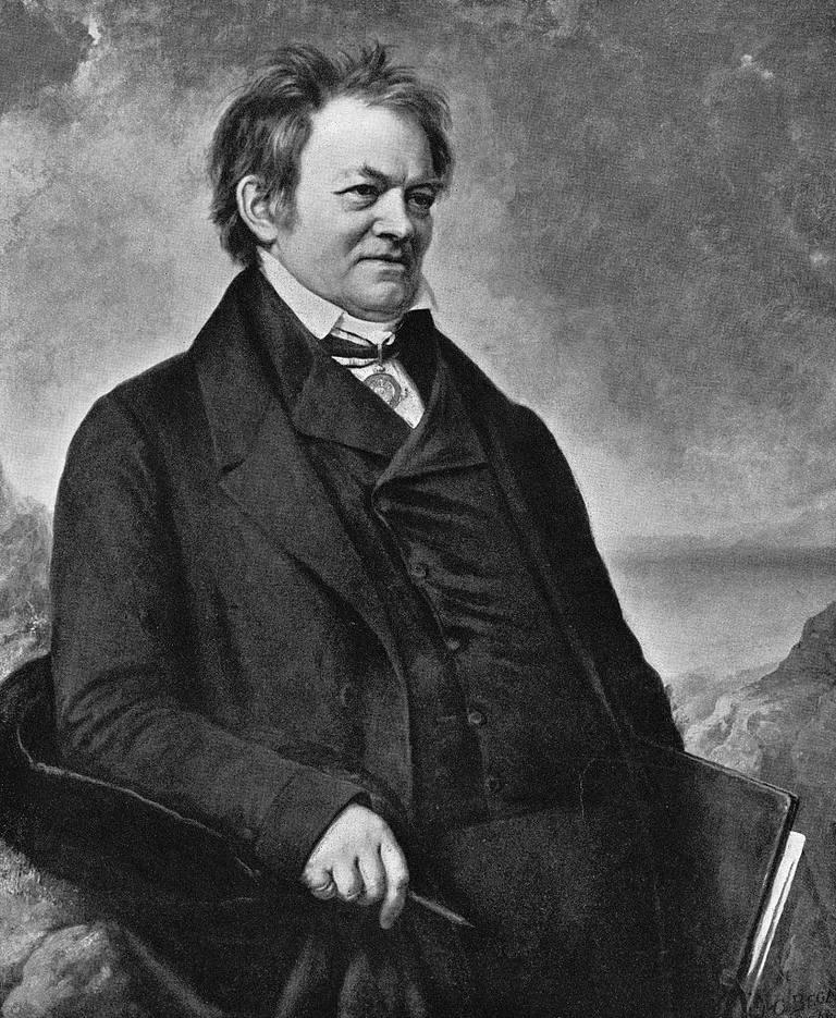 Portrait of Karl Ritter