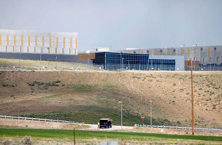 NSA Spy Facility