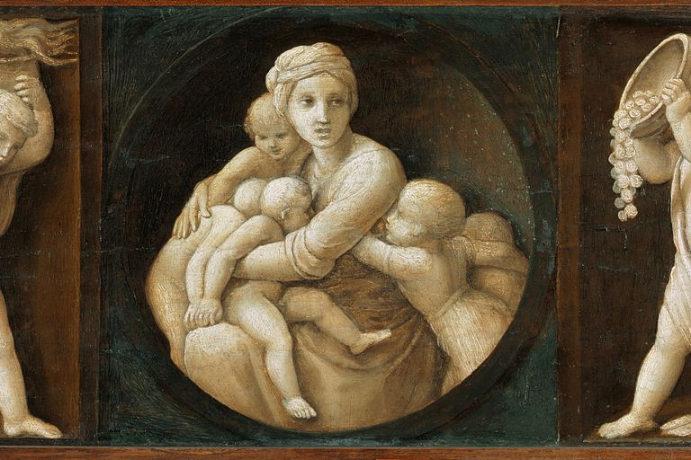 Charity by Raphael