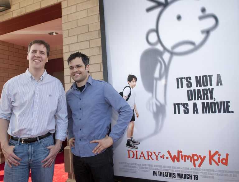 "Premiere Of ""Diary Of A Wimpy Kid"""