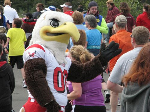 Eastern Washington University Mascot