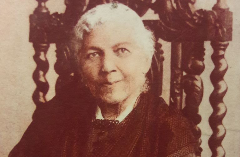 Harriet Jacobs, author of Incidents in the Life of a Slave Girl.