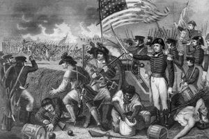 Jackson at the Battle of New Orleans