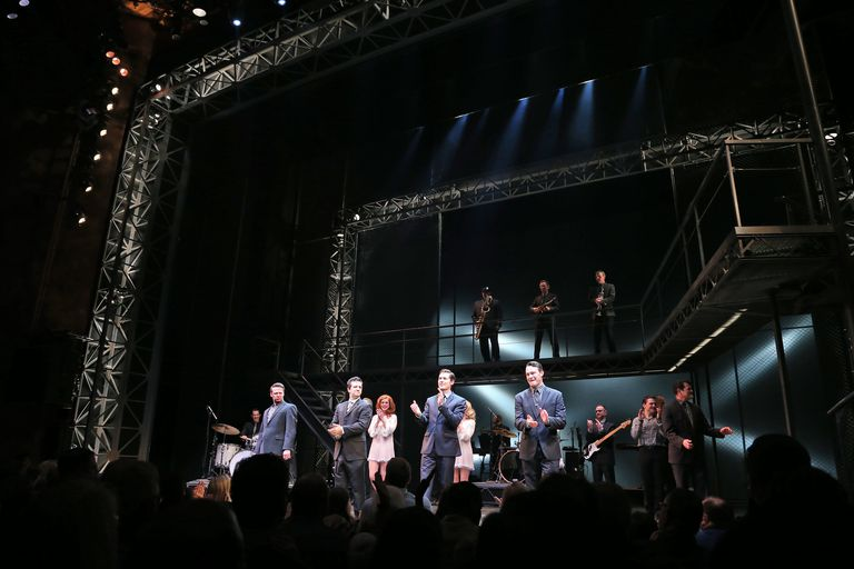 Broadway performance