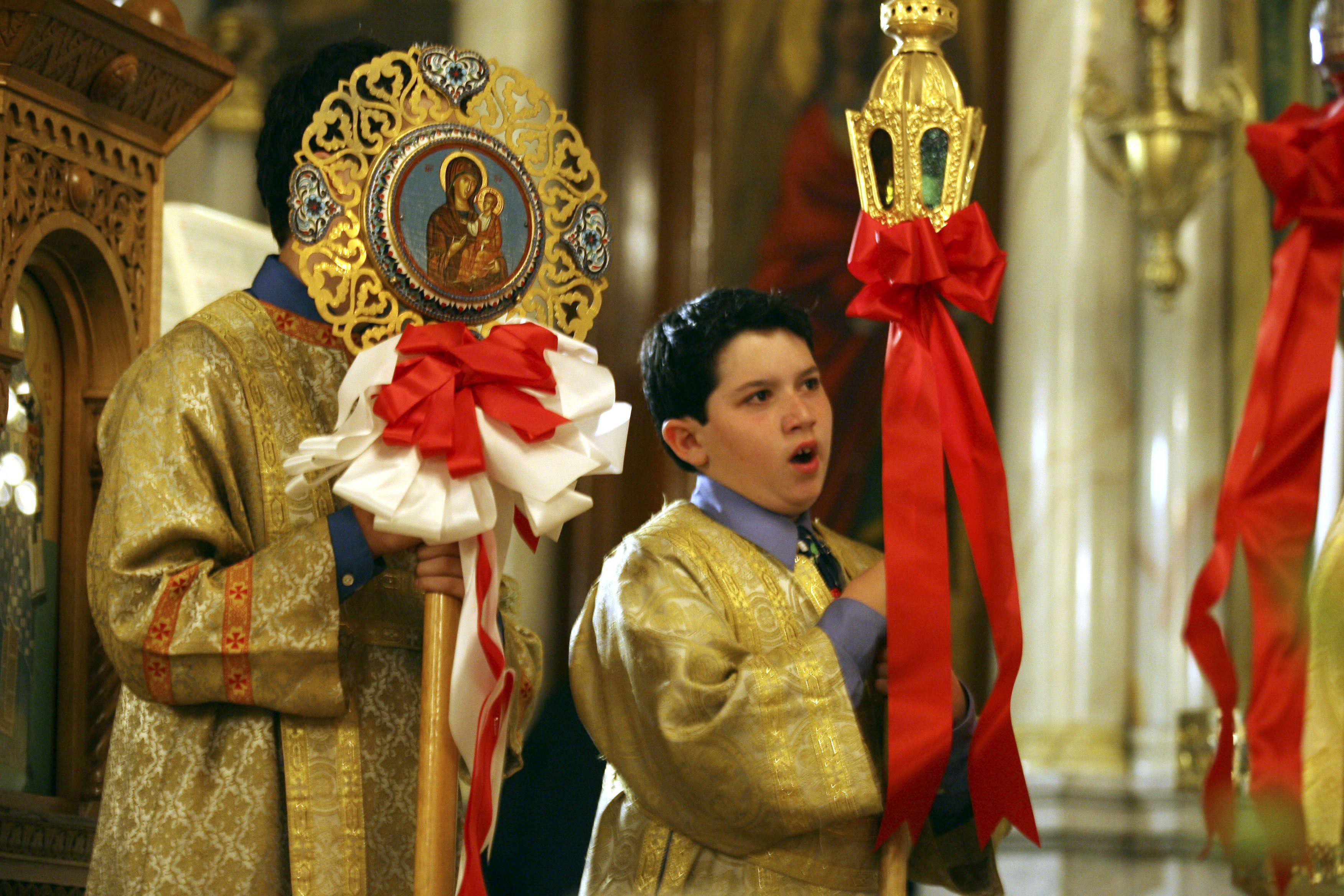 Christos Anesti An Eastern Orthodox Easter Hymn