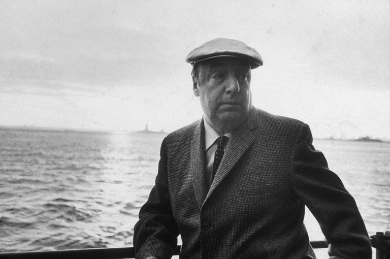 Biography of Pablo Neruda, Chilean Poet and Diplomat
