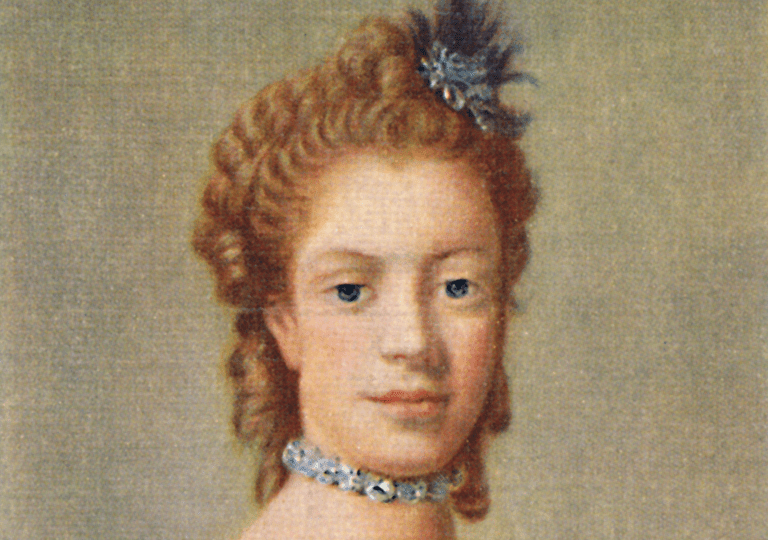 Queen Charlotte portrait