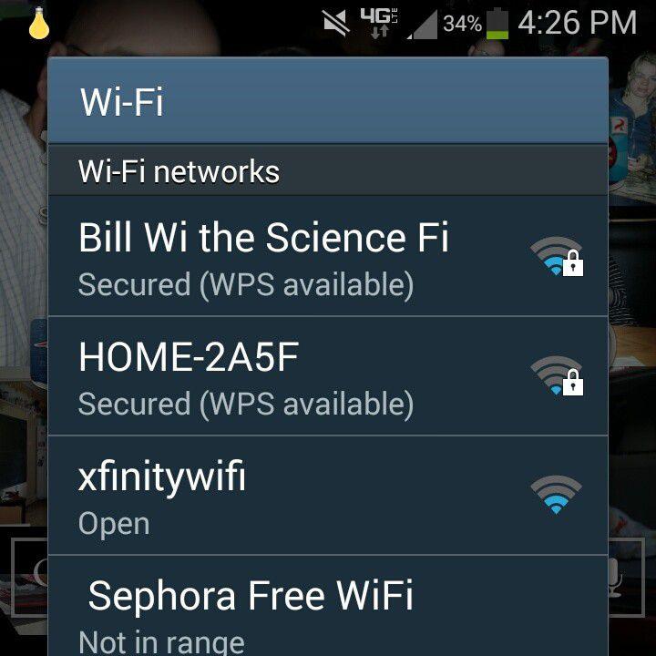 funny wifi names puns