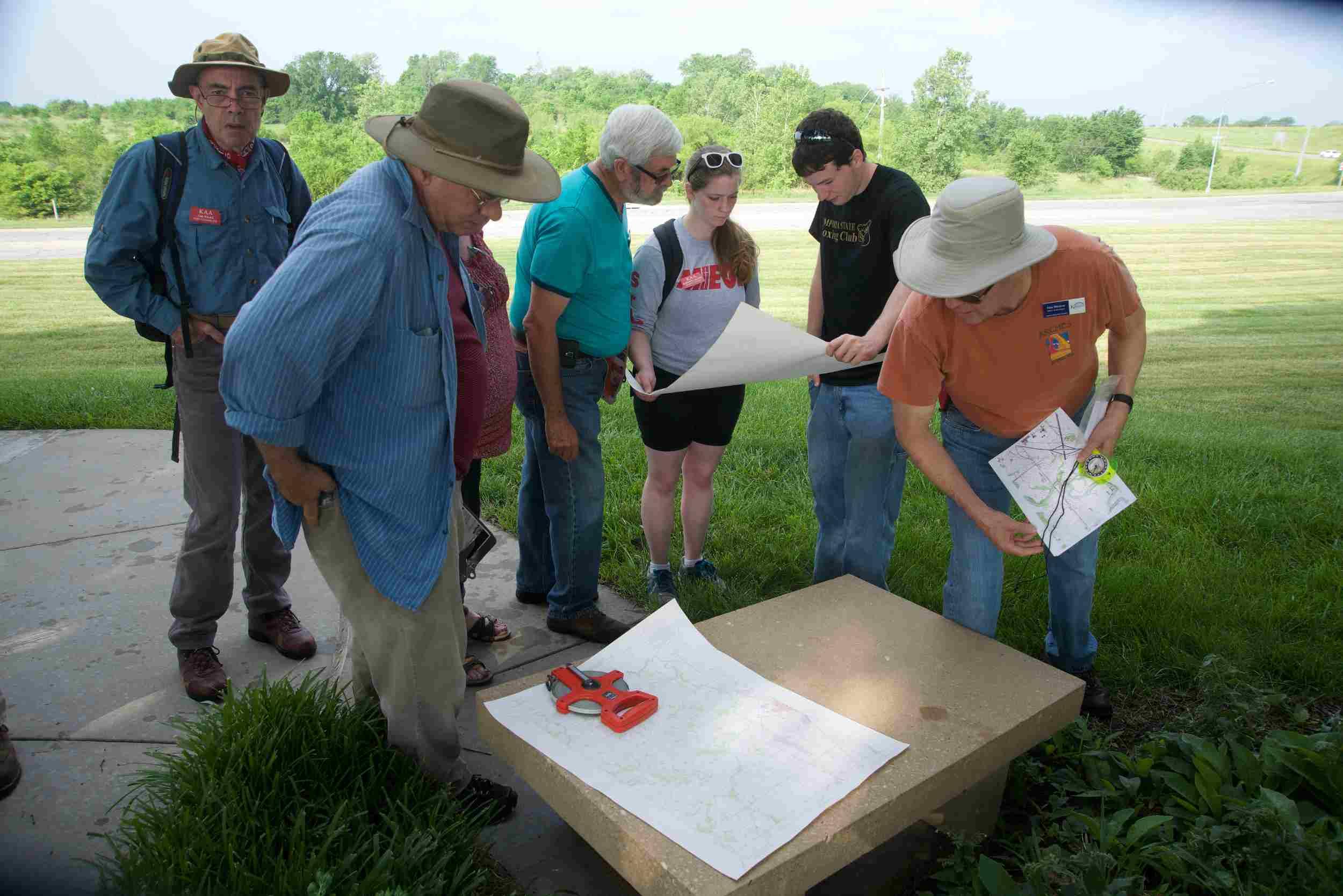 Kansas Archaeology Training Program Feldschule