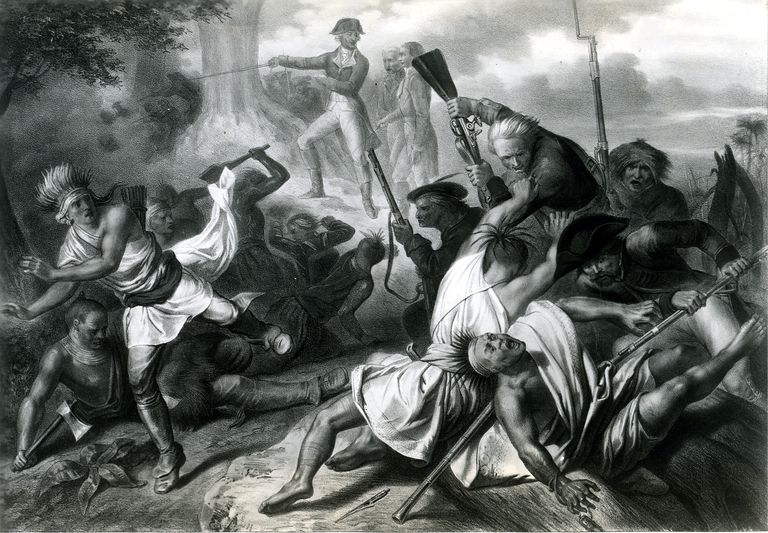 Washington Fighting Indians