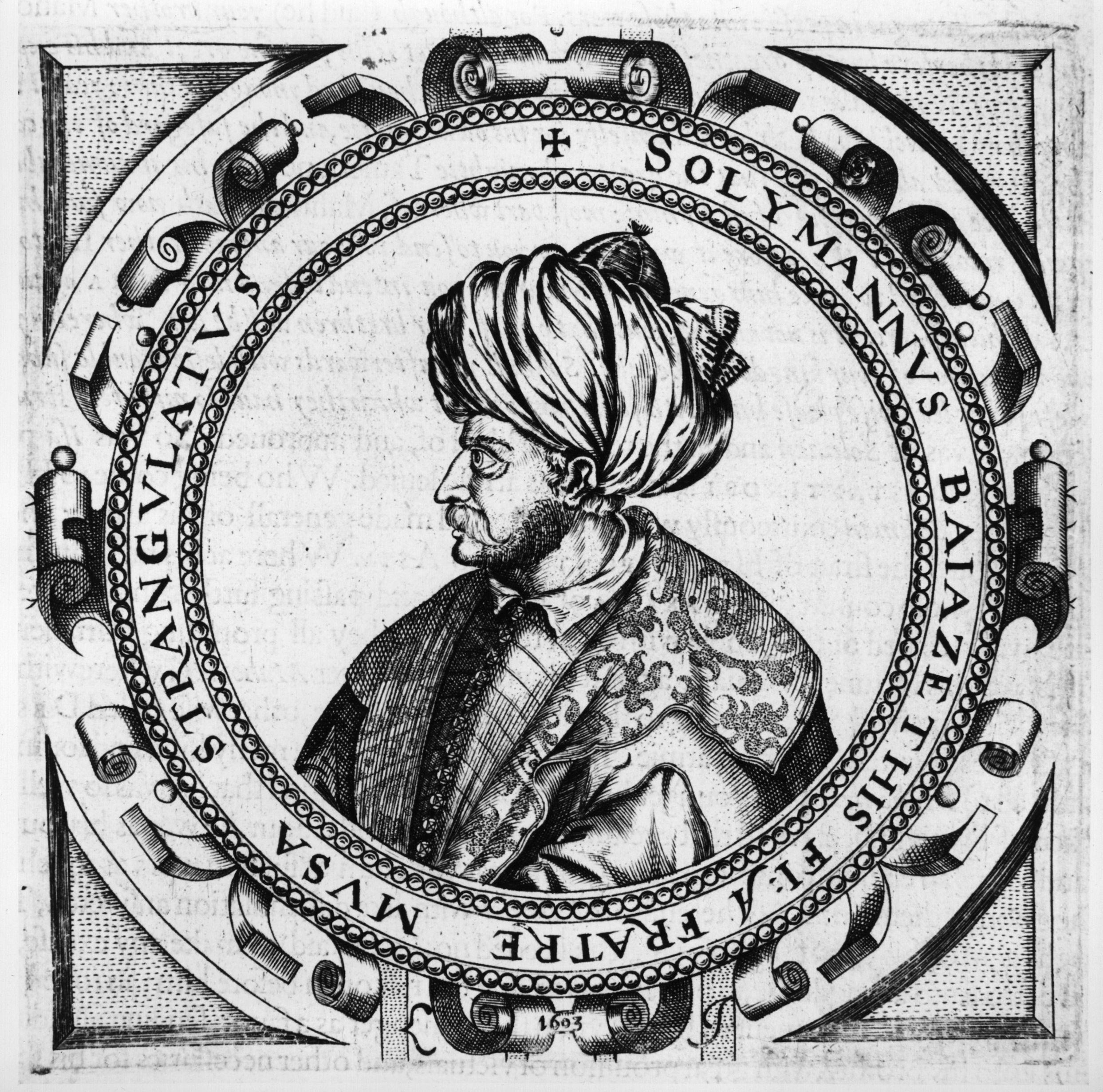 Caliph Soliman