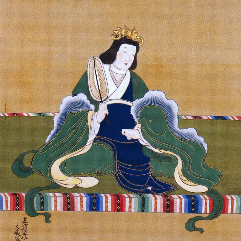 empress suiko of japan