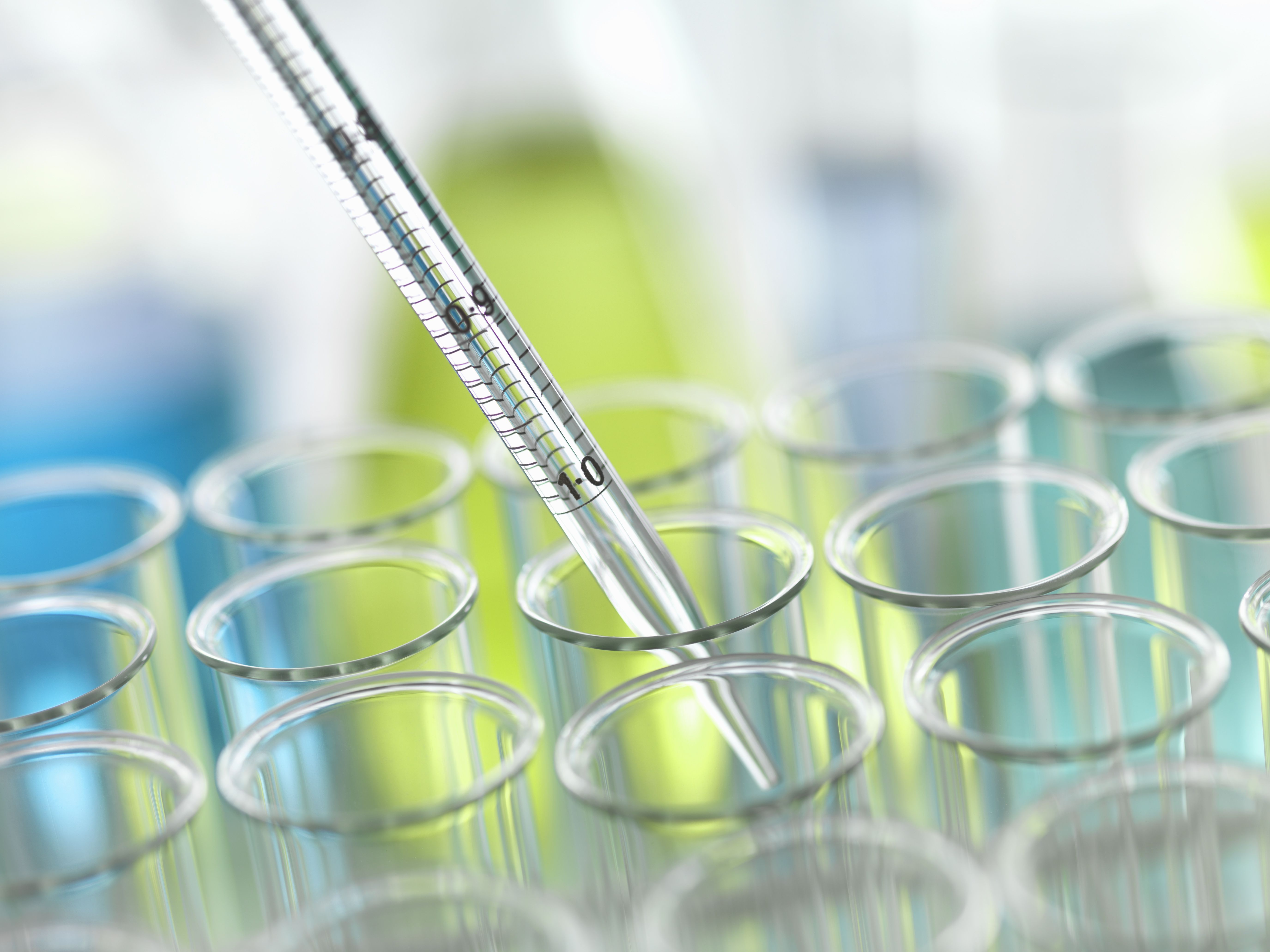 Qualitative analysis determines the composition of a sample.
