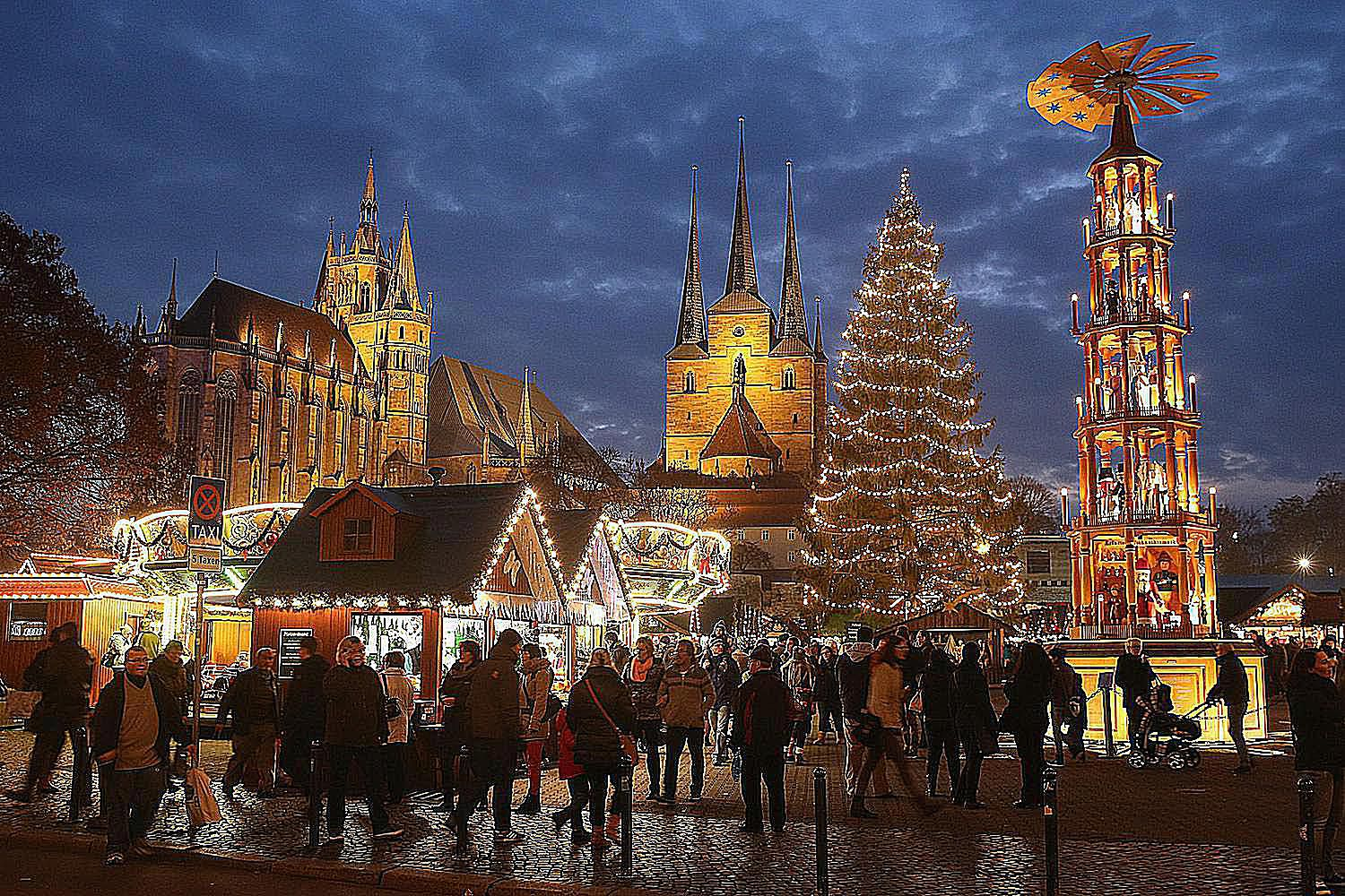 Traditional Holiday Terms In German