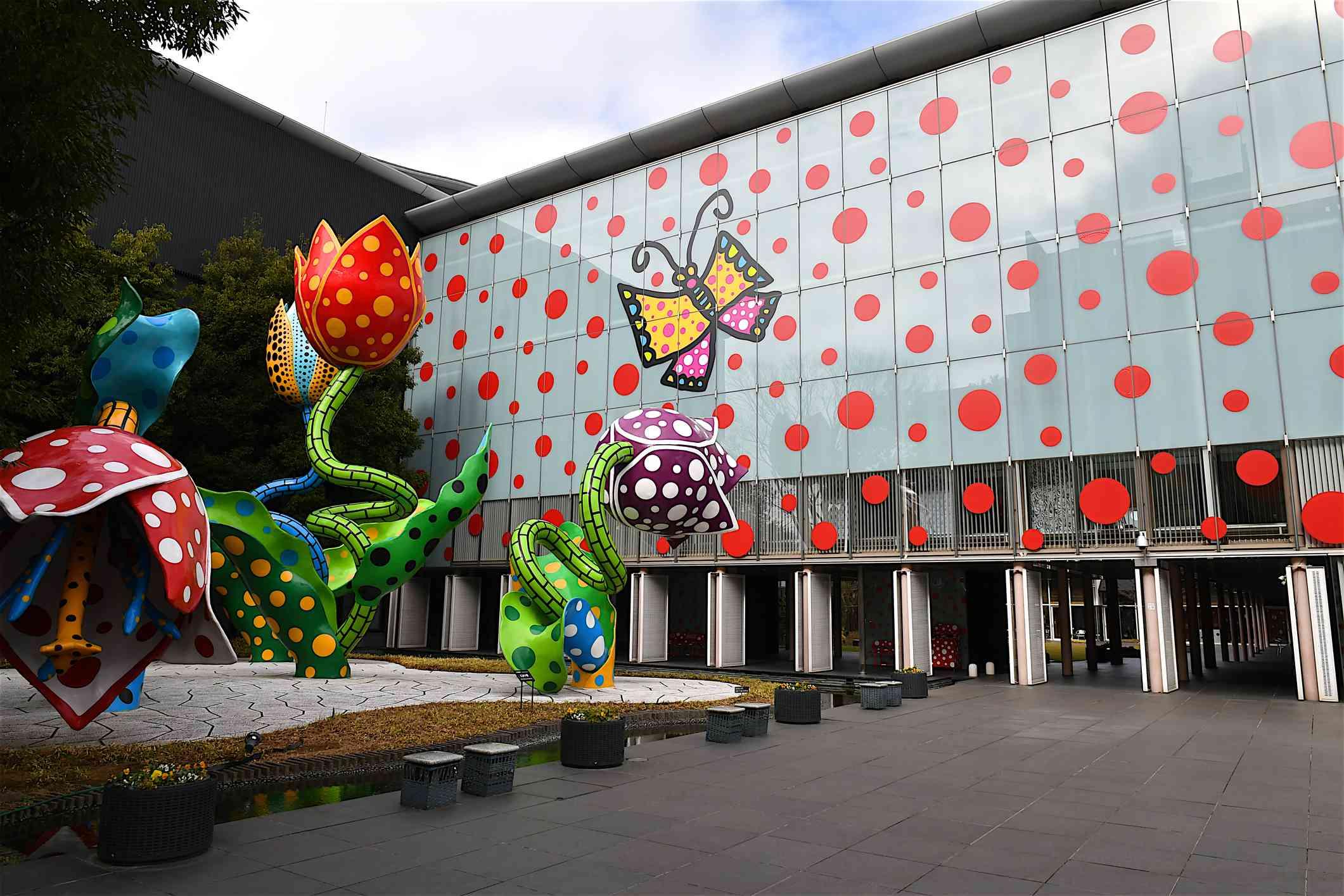 Matsumoto City Museum of Art, Japan.