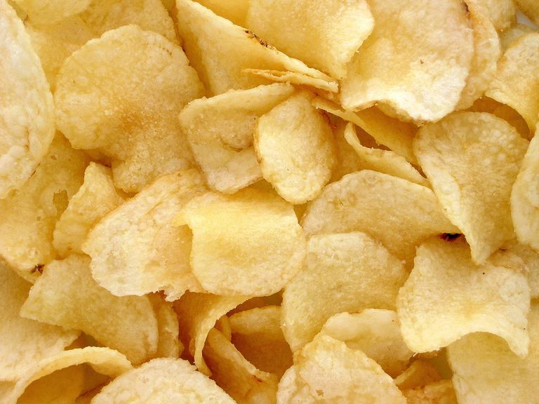 The History of Potato Chips