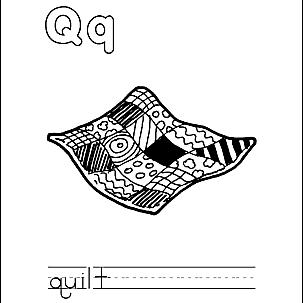 Letter Q 8