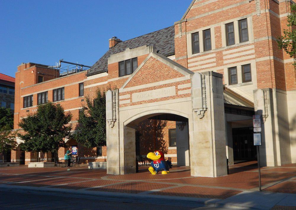 Kansas Union at the University of Kansas