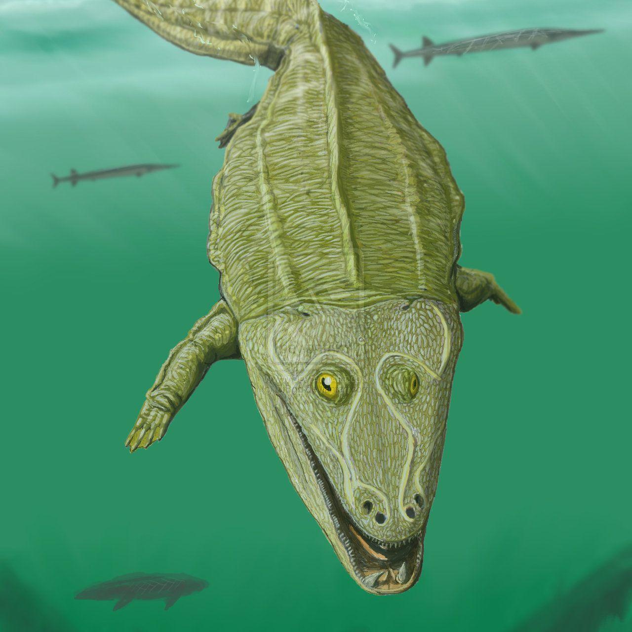 mastodonsaurus