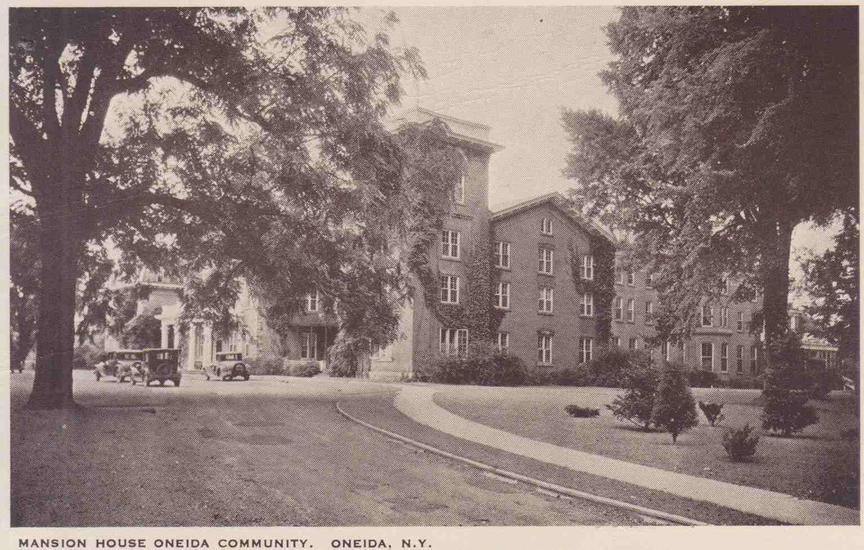 Mansion House Oneida Community