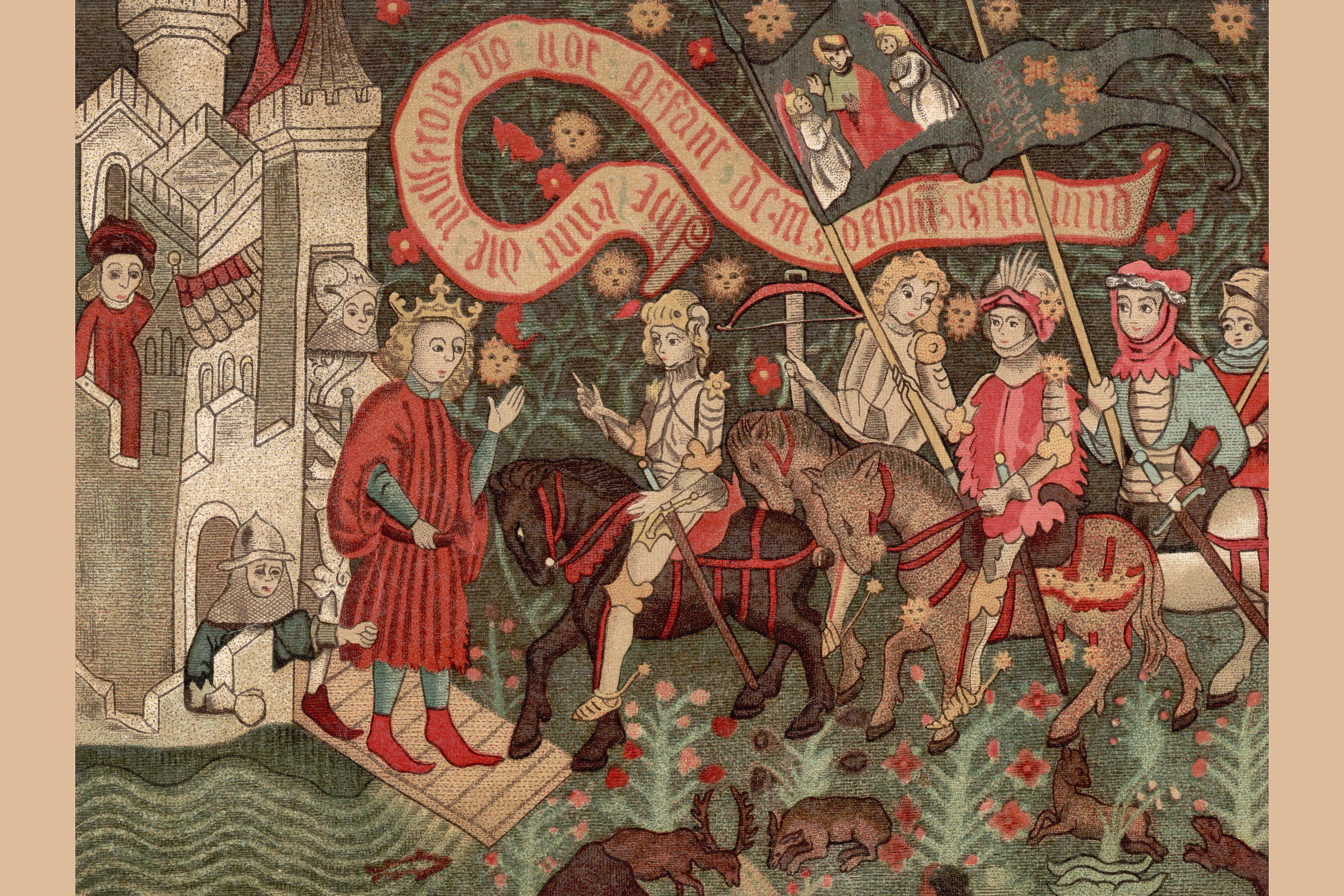 Joan of Arc at Chinon