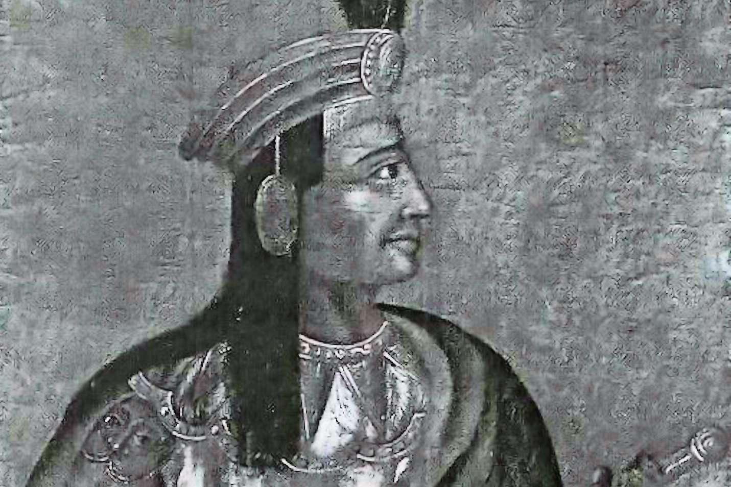 Portrait of Atahualpa