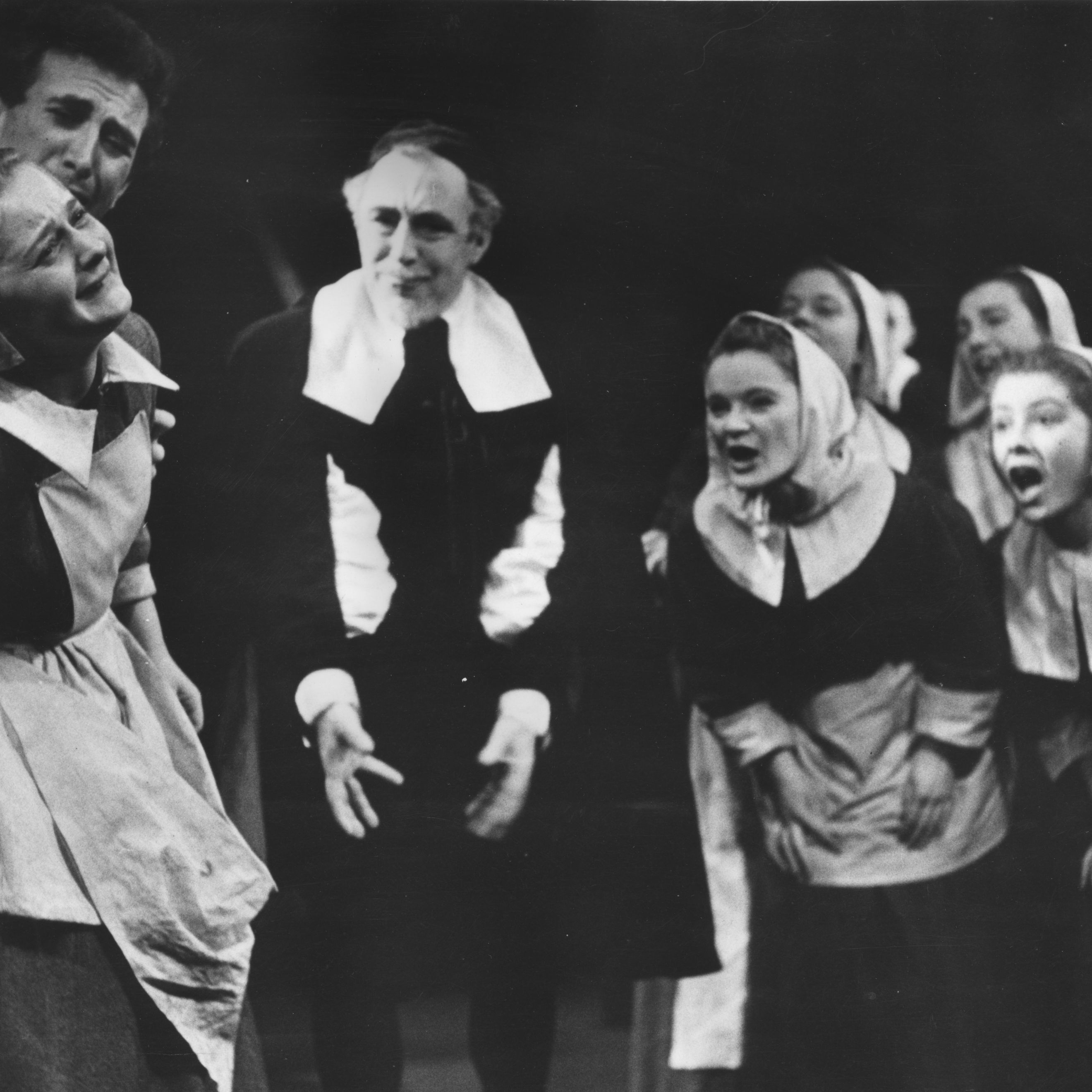 The Crucible' Characters: Meet Reverend John Hale