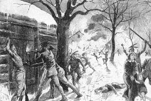1704 Raid on Deerfield