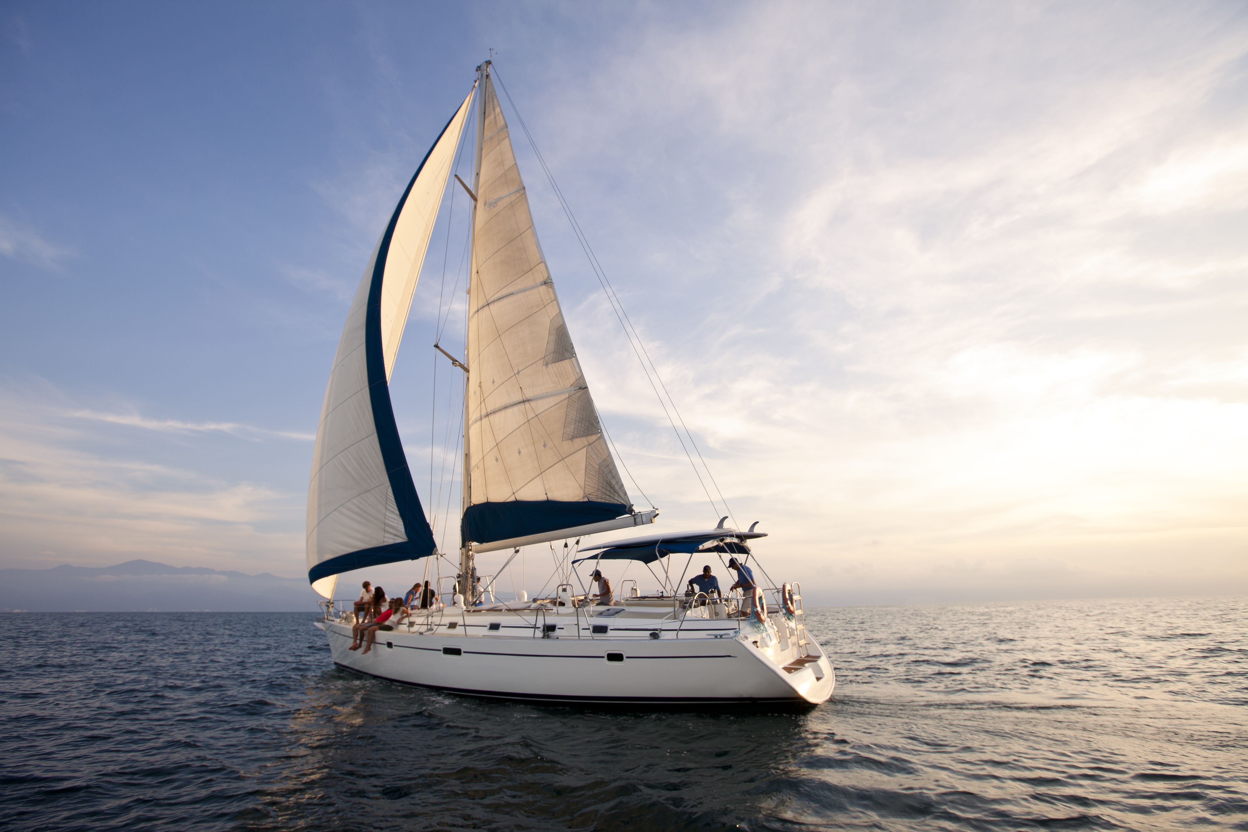 How to Heave To a Sailboat