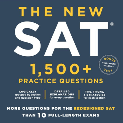 The 8 Best SAT Prep Books To Buy In 2018