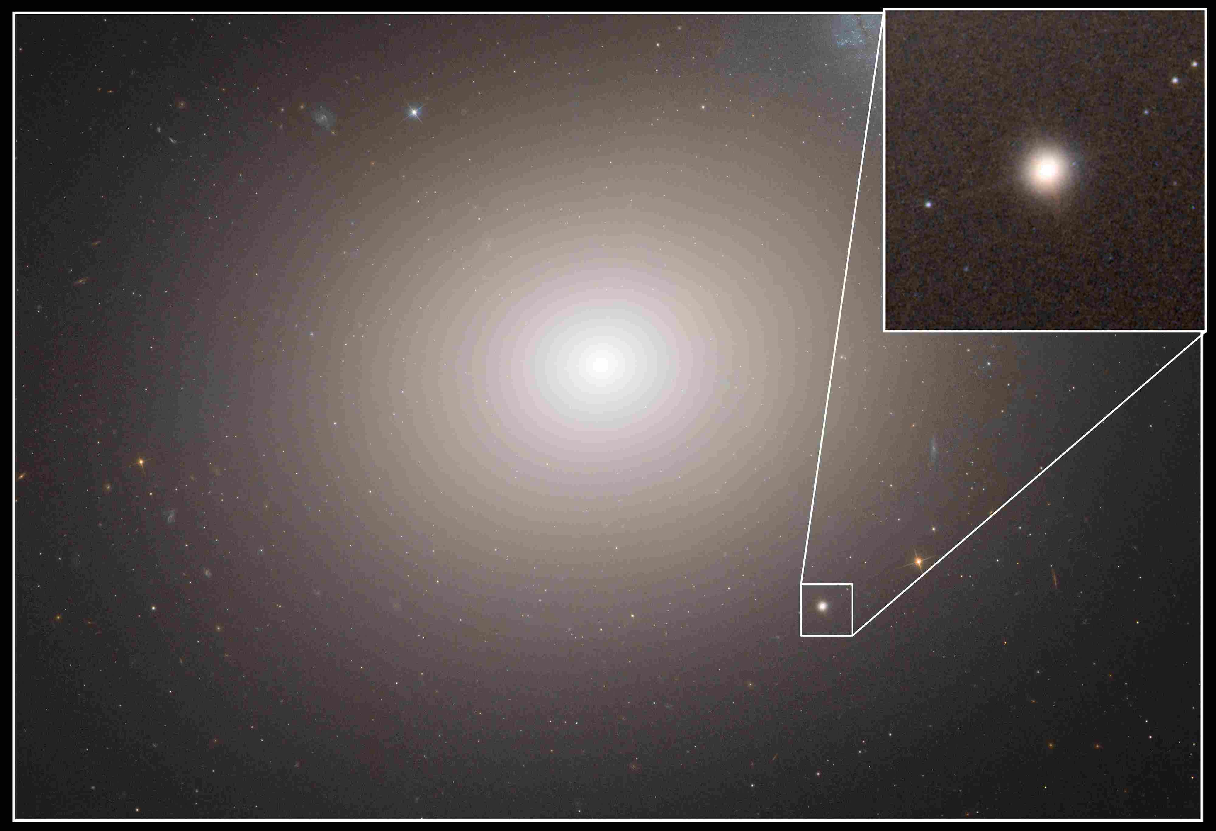 M60 galaxy