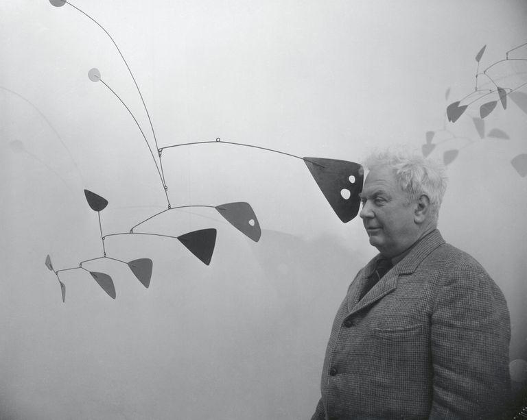Artist Alexander Calder