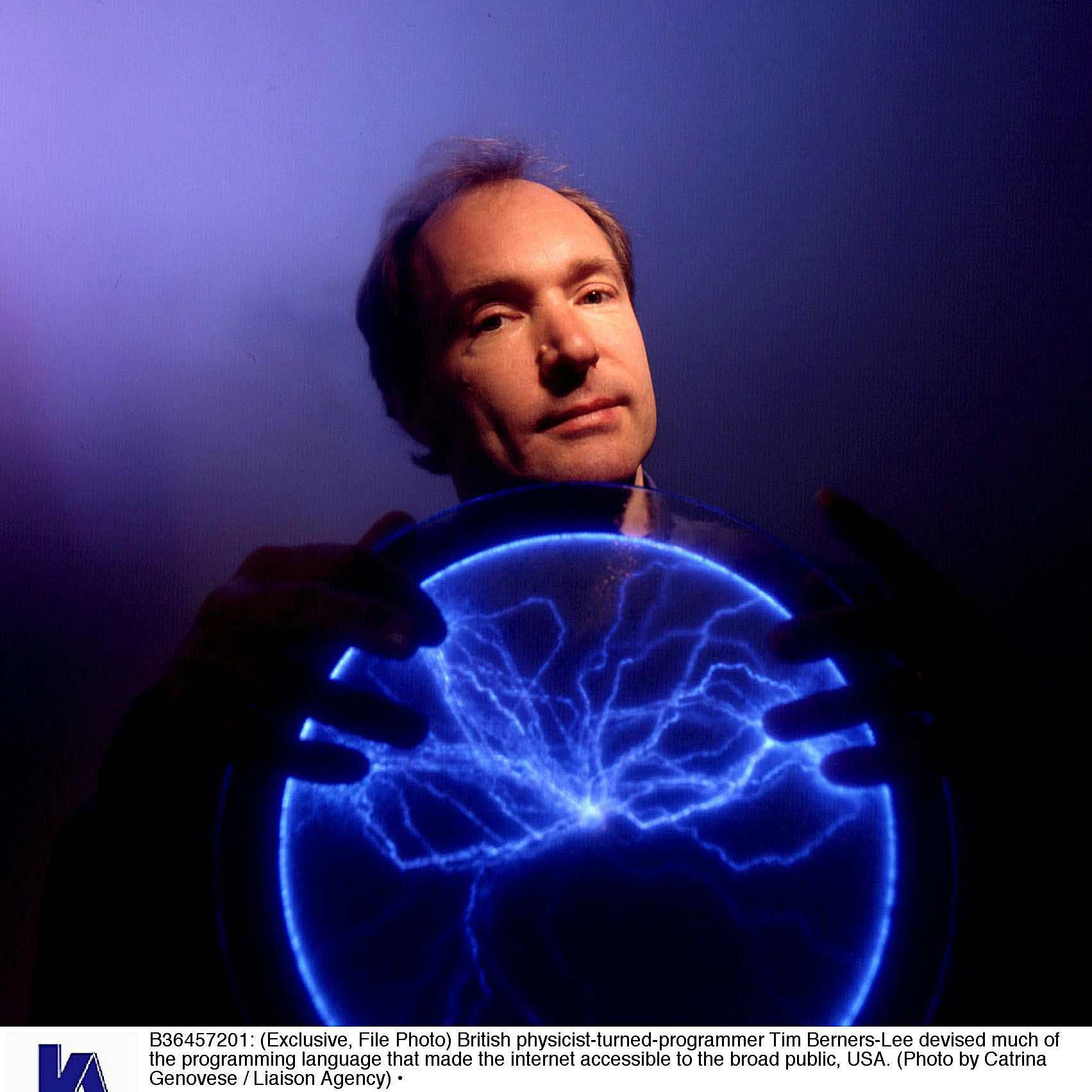 British Physicist-Turned-Programmer Tim Berners-Lee Devised Much Of The Programming Language That Made The Internet Accessible To The Public