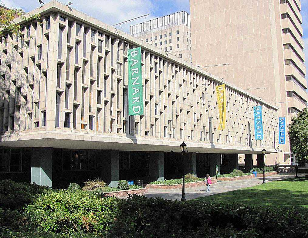 Lehman Hall at Barnard College