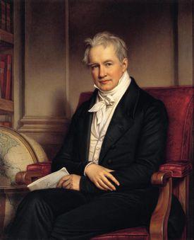 Stieler, Joseph Karl - Alexander von Humboldt - 1843