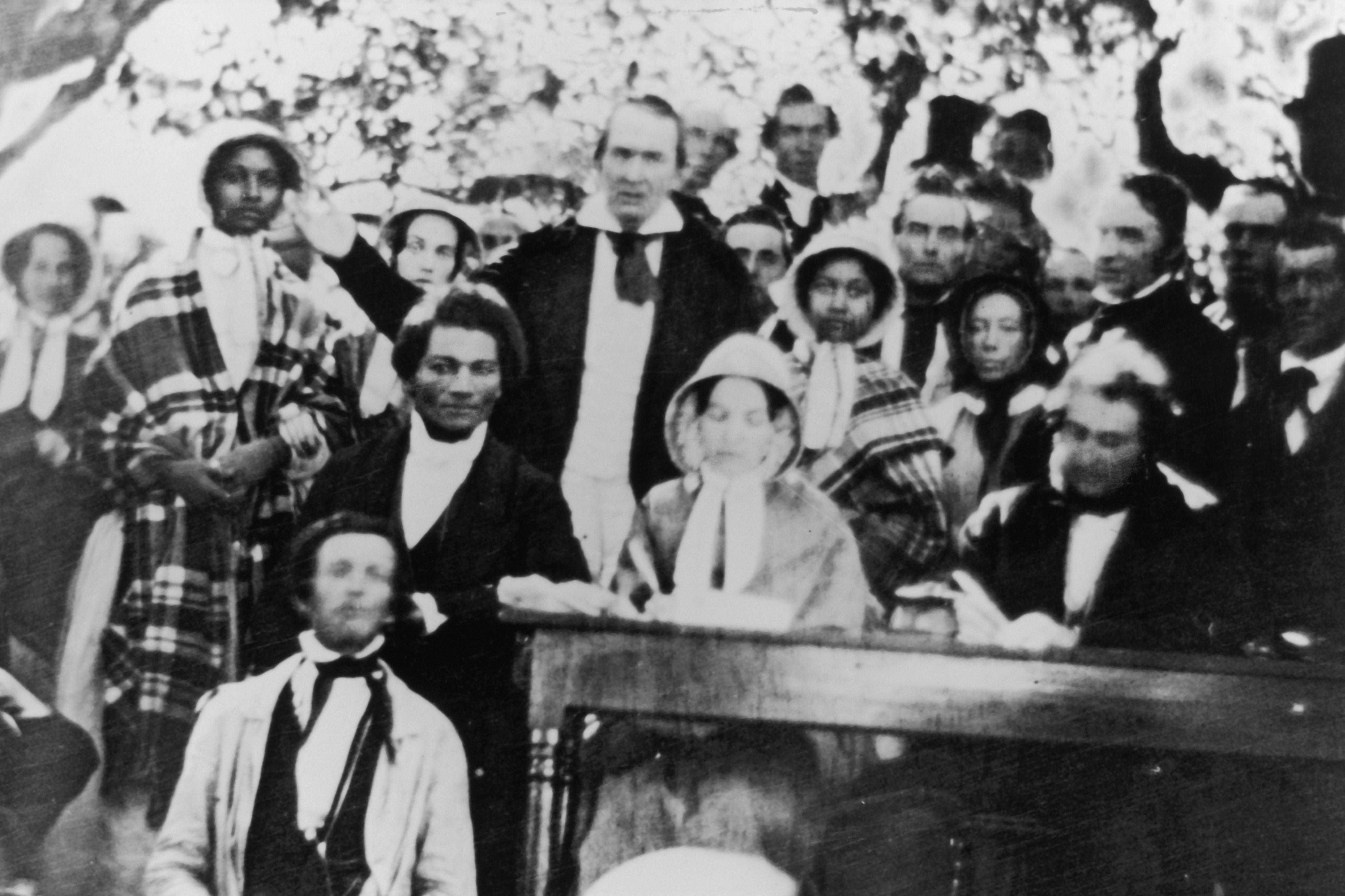 Sarah Mapps Douglass and the Anti-Slavery Movement