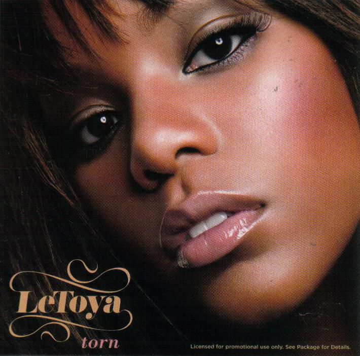 LeToya - Torn album cover