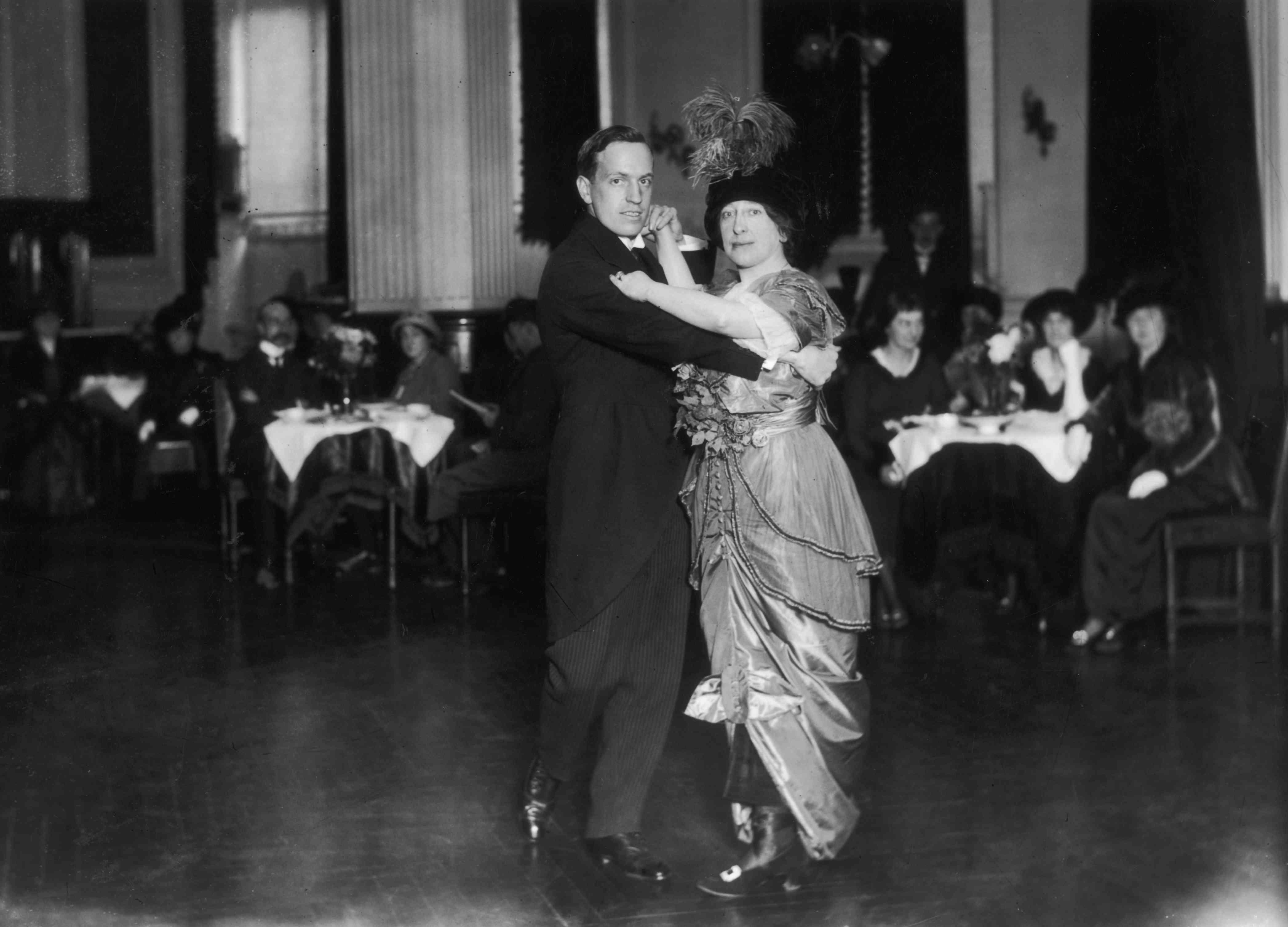 Society Tango 1913