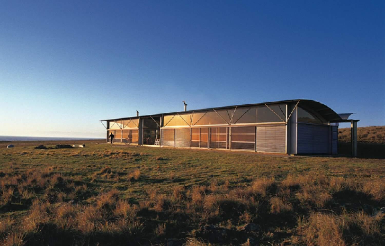 The Magney House, 1984, New South Wales, Australia, by Glenn Murcutt